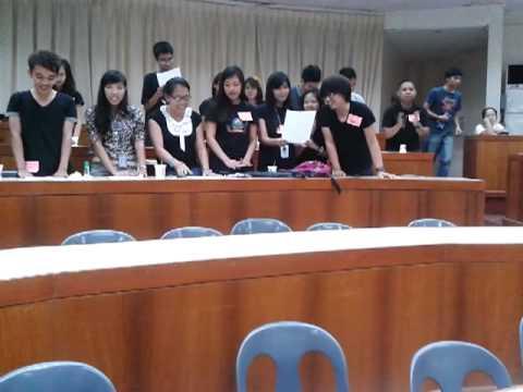 "CSV Orientation Day 2 ""MUSIC MINISTRY"""