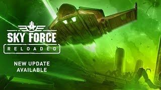Sky Force Reloaded - Infinite Dreams Inc. Walkthrough