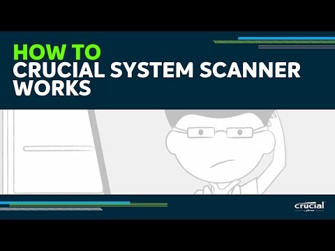 How the Crucial System Scanner Works