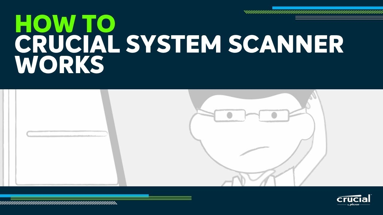 Crucial System Scanner | Crucial com
