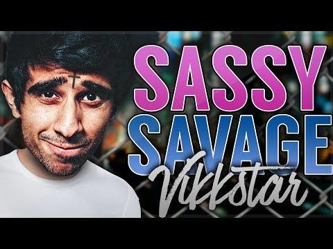 VIK IS A SASSY SAVAGE!?