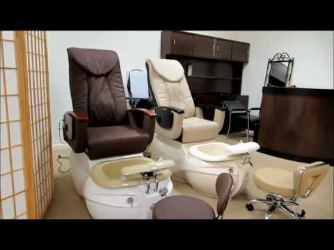 The Laguna Pedicure Spa Chair