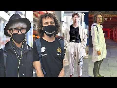Imitando la MODA JAPONESA   Streetwear Japan