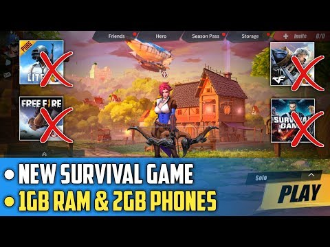 New Survival Game for gb and gb Ram Phones | Ride Out Heroes Review