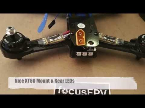 Ideafly Grasshopper F210 Racing Quadcopter   focusFPV Review