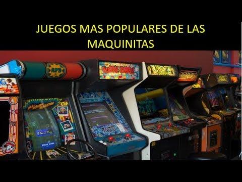 Juegos Maquinitas