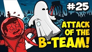 minecraft i m a ghost attack of the b team ep 25 hd