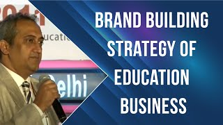 Conscious brand building strategy in