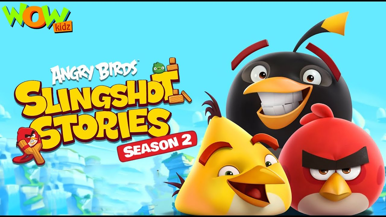 Angry Birds Slingshot Stories - Season 2 | Premiering on 19th June