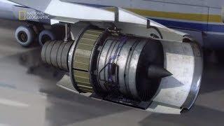 Zobacz konstrukcje silnika największego samolotu świata! [Superkonstrukcje]