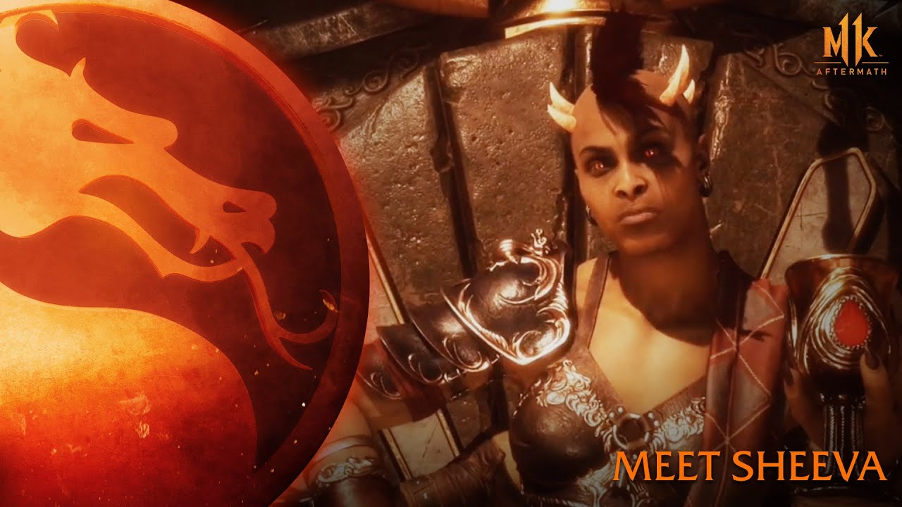 Mortal Kombat 11: Aftermath - Meet Sheeva thumbnail