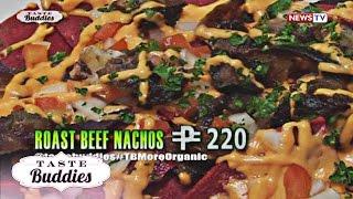 Taste Buddies: Beef overload sa Libis!