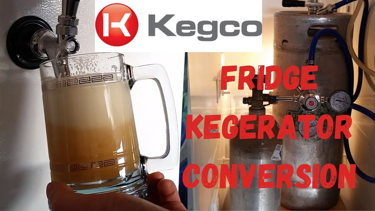 Kegco Kegerator Beer Conversion Kit