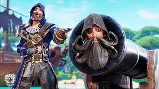 THE PIRATE'S BROTHER IS A BULLY!? *SEASON 8* (A Fortnite Short Film)