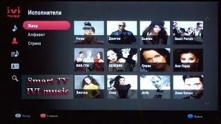 Smart TV IVI Music