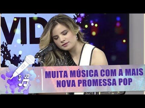 Muita música com a mais nova promessa POP Giulia Be - Mais Vida - 290419