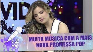 Baixar Muita música com a mais nova promessa POP, Giulia Be - Mais Vida - 29/04/19