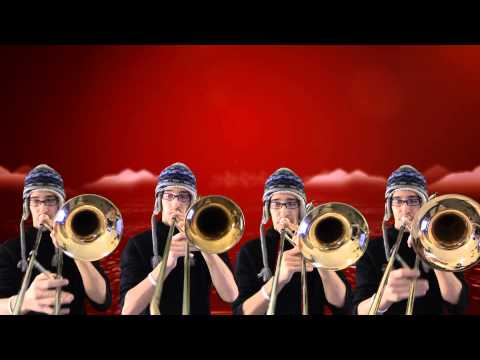 Day 20 - Christmas Time Is Here: Trombone Arrangement