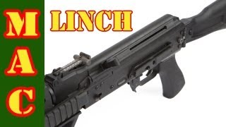IWI Galil ACE: non-reciprocating charging handle conversion