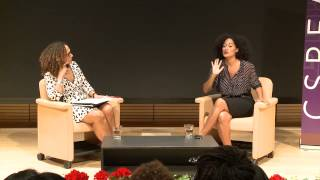 Conversation with Tracee Ellis Ross, Class of '94