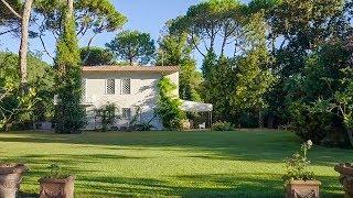 Splendida Villa con piscina a Forte dei Marmi ~ Vista panoramica Drone(, 2017-08-16T15:18:12.000Z)