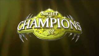 2009 Night Of Champions  theme