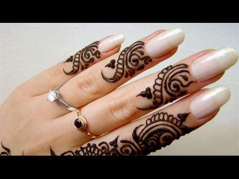 20 Beautiful Mehndi Design 2017  YouTube