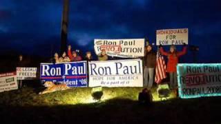 Ron Paul Revolution - Secret Crowds