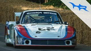 THE BEST WAY TO GO DEAF IS THIS! - Best of Le Mans Prototypes at Goodwood Festival of Speed 2017