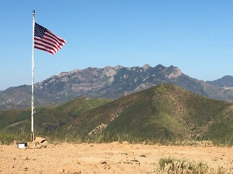 Mugu Peak via Chumash Trail - Point Mugu State Park, CA