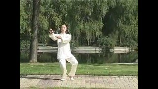 42 form combined Tai Chi tutorial 1~10