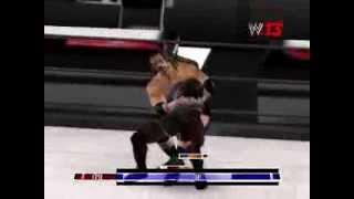 Wwe'13 Triple H Cutter