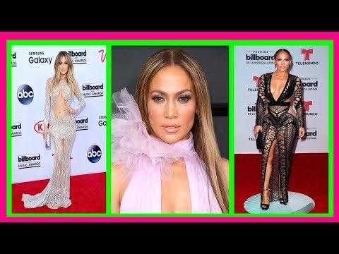 Los Looks Mas Sexys De Jennifer Lopez | Jennifer Lopez Y Sus Vestidos Mas Provocativos