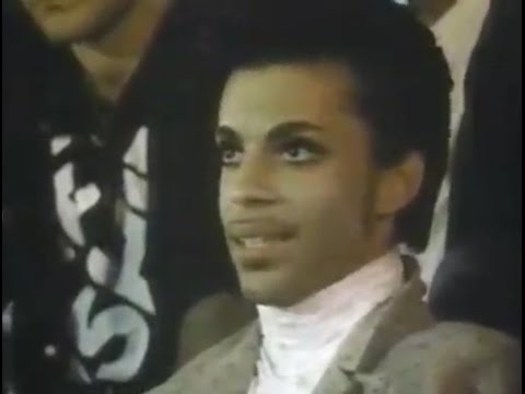 Prince's First Ever Television Interview - MTV 1985 (full)