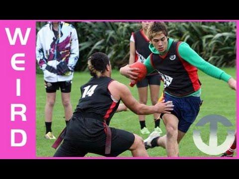 Ki-O-Rahi | Traditional Maori Game on  Trans World Sport