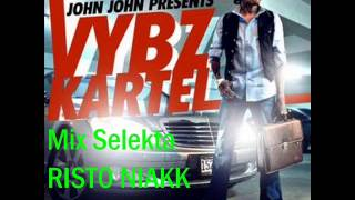 Vybz Kartel Present John John Mix S Risto Niakk
