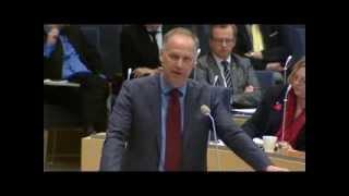 Jimmie Åkesson får en fråga som inte handlar om invandring