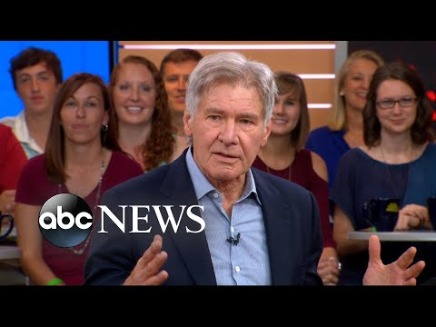 Harrison Ford on working with Ryan Gosling: 'He's a hoot'