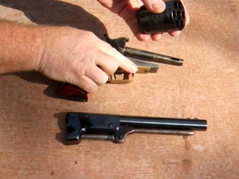 Gun Review: Uberti Colt Walker Reproduction - The Truth