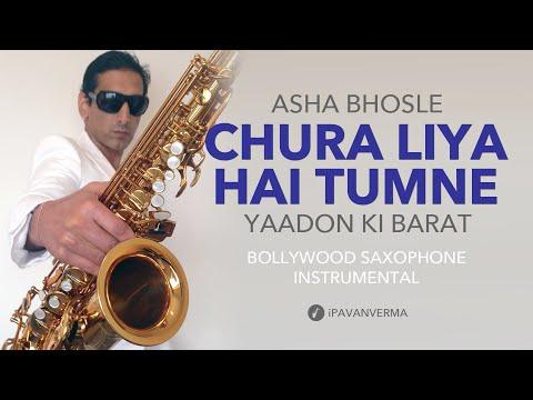 Chura Liya Hai Saxophone Cover