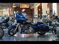 Harley-Davidson Touring Street Glide Anniversary (FLHXANV) Legend Blue / Vivid Black