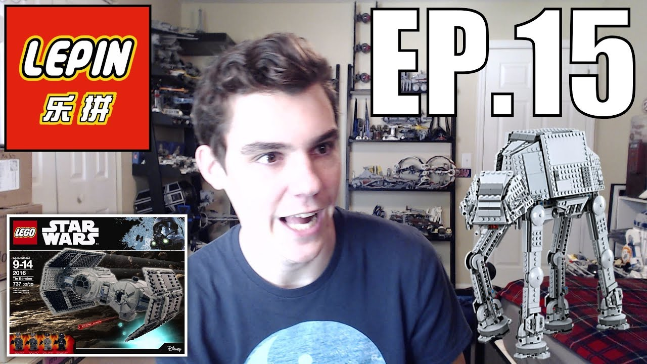 I GOT SCAMMED!, LEPIN ????, FUTURE LEGO SETS, BUILDING HOTH, CHRISTMAS LEGO   ASK MandRproductions #