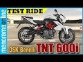 Benelli TNT 600i | Test Ride Review | Fasttrack | Manorama Online
