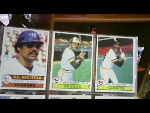 Buying A 77000 Baseball Card Collection For 89 Youtube