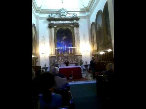 İZRO ( İzmir Turist Rehberleri Odası) Gezisi) -St John Katolik Katedralinde Anlatım