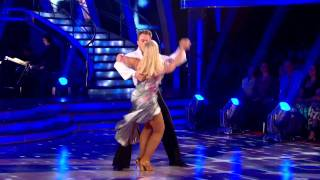 Pamela Stephenson & James Jordan - Rumba - Strictly Come Dancing - Week 3