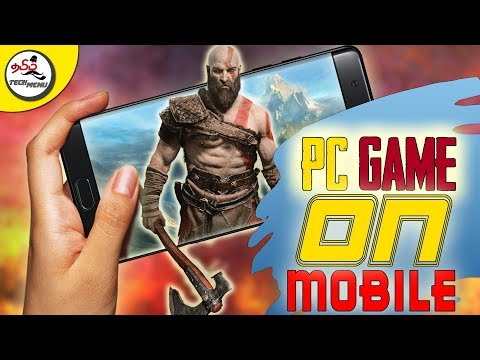 How To Play PC Games On Android For Free | Tamil Tech Menu