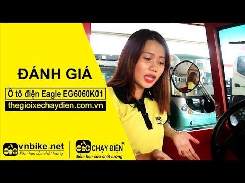 Đánh giá ô tô điện Eagle EG6060K01