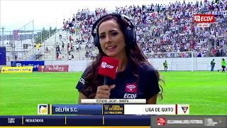 Copa Ecuador  Delfín Sc Vs Liga De Quito  Final Vuelta