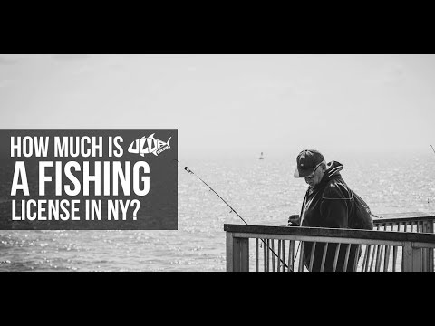 How Much Is A Fishing License In Ny